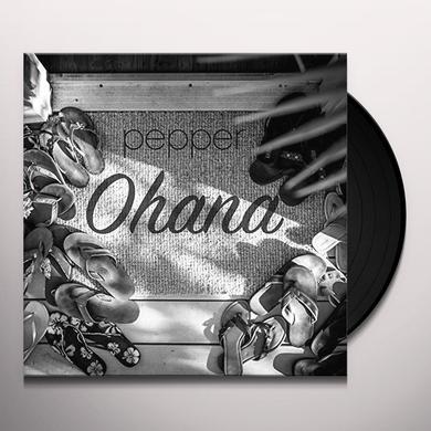 Pepper OHANA Vinyl Record