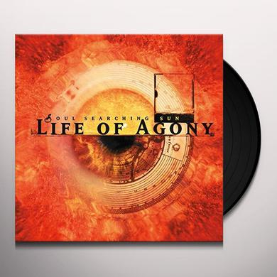Life Of Agony SOUL SEARCHING SUN Vinyl Record