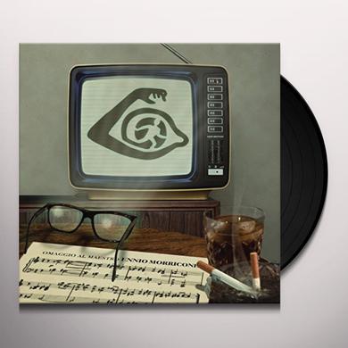 Omaggio Al Maestro Ennio Morricone / Various Vinyl Record