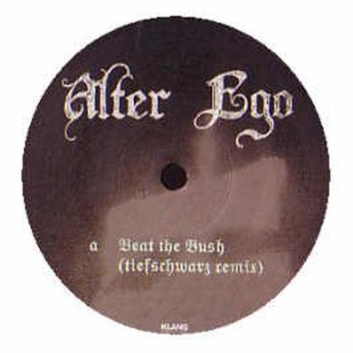 Alter Ego BEAT THE BUSH / TUBACTION Vinyl Record
