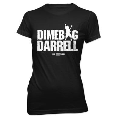 Dimebag Darrell Silhouette Junior T-Shirt
