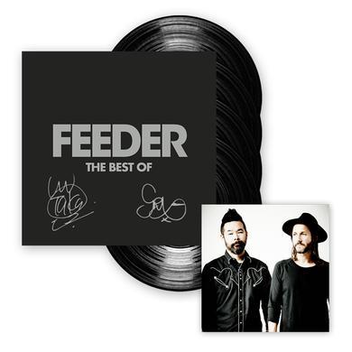 Feeder The Best Of Boxset (Vinyl)