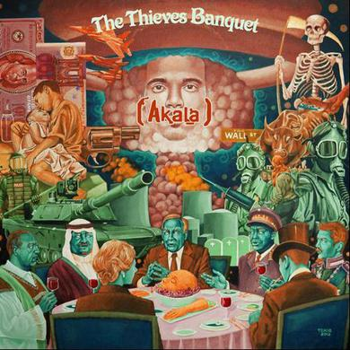 Akala The Thieves Banquet CD Album CD