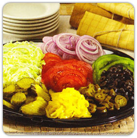 Condiment Platter