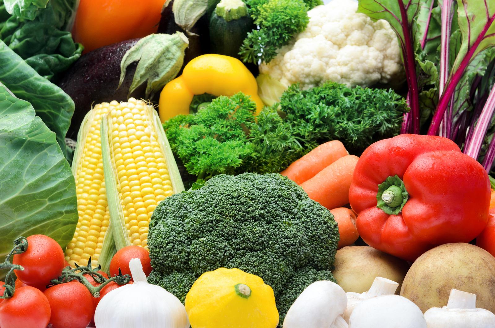 Organic Fresh Produce