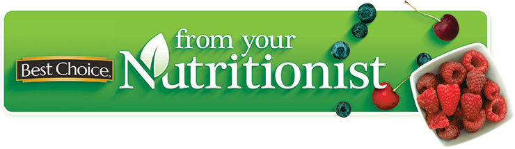 Best Choice: from your Nutritionist