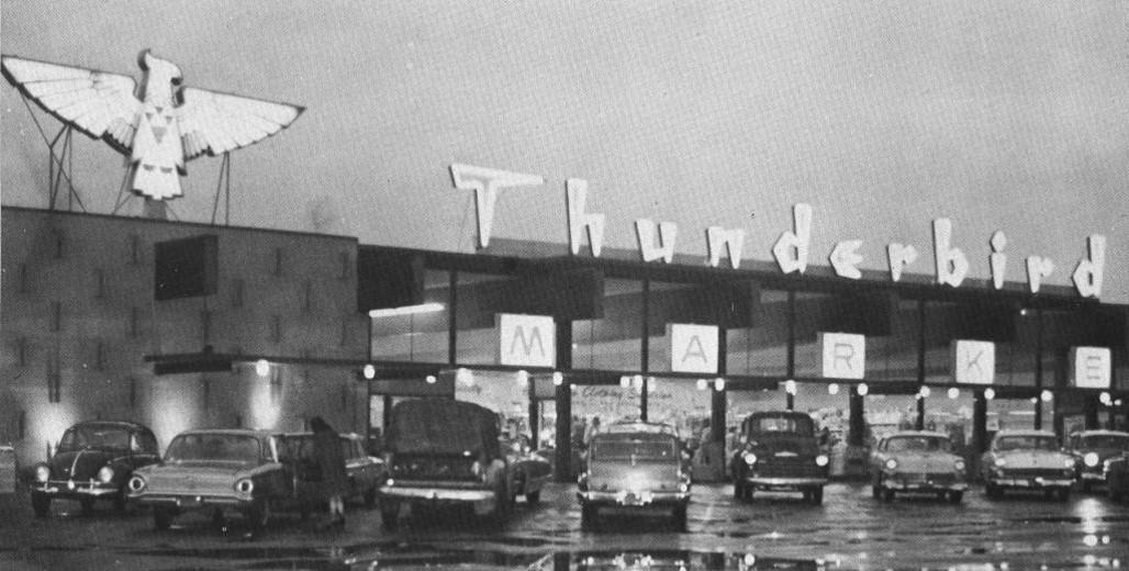 Original Thunderbird Market