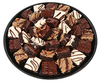Brownie Party Tray
