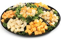 Tidbits of Cheese Tray