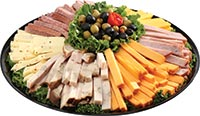 Meat and Cheese Stick Tray