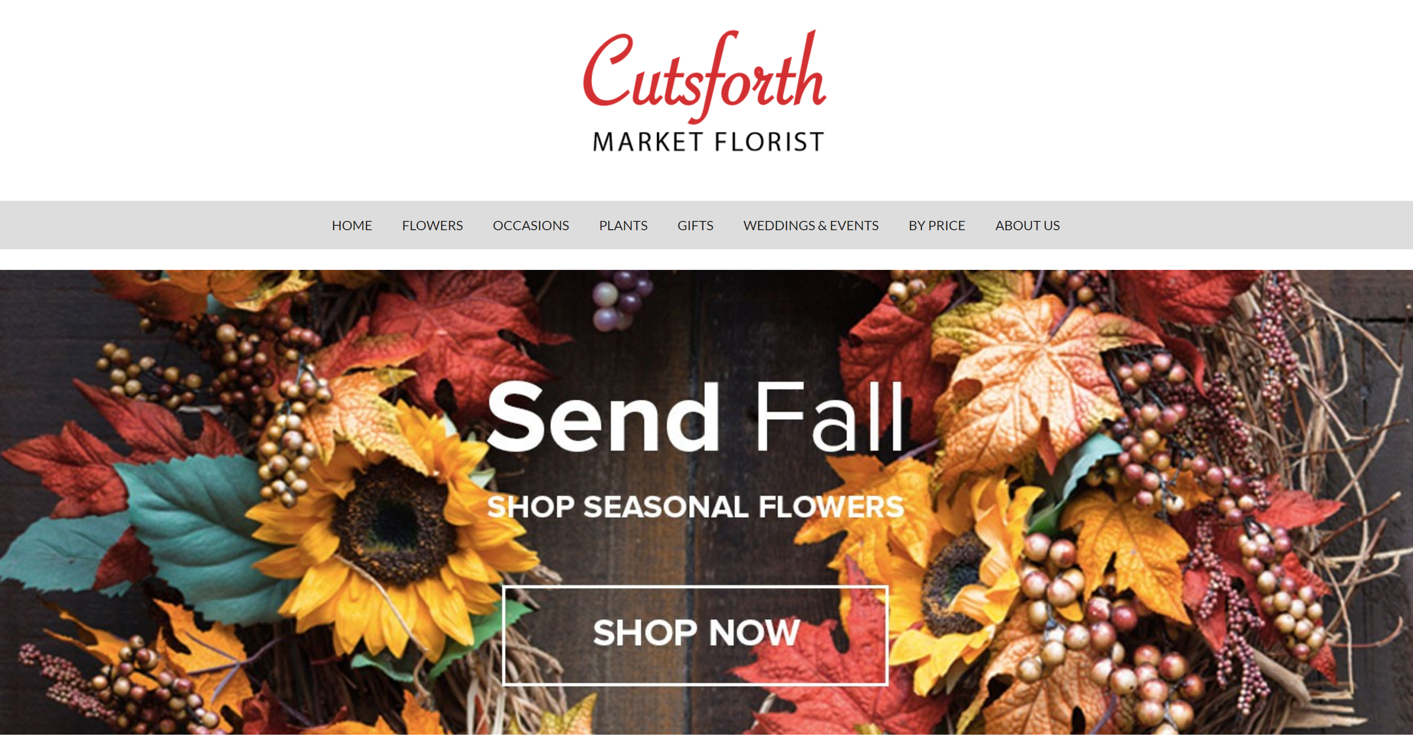 Cutsforth's Floral Website