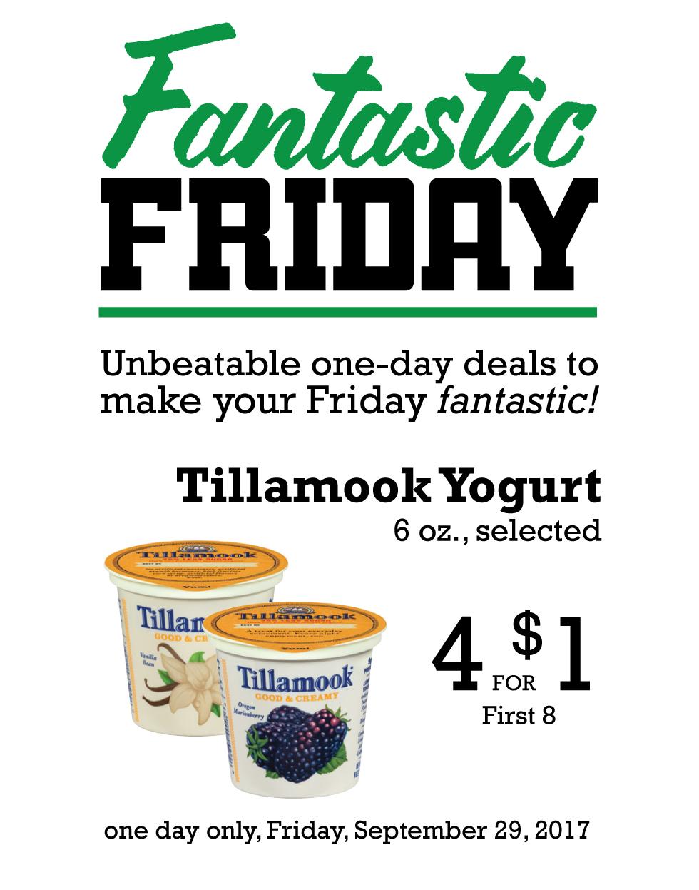 Fantastic Friday Deal