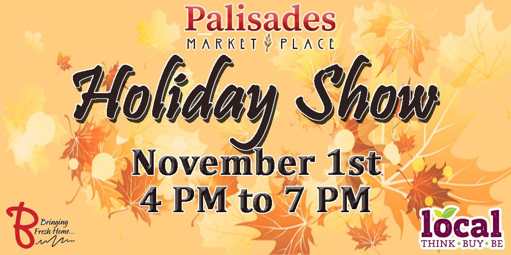 Palisades Holiday Show 2017