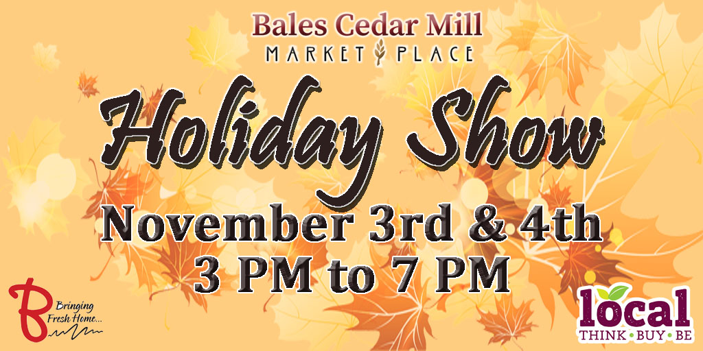 Bales Cedar Mill Holiday Show