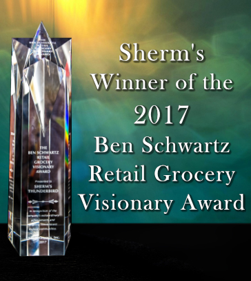 2017 Ben Schwartz Retail Grocery Visionary Award