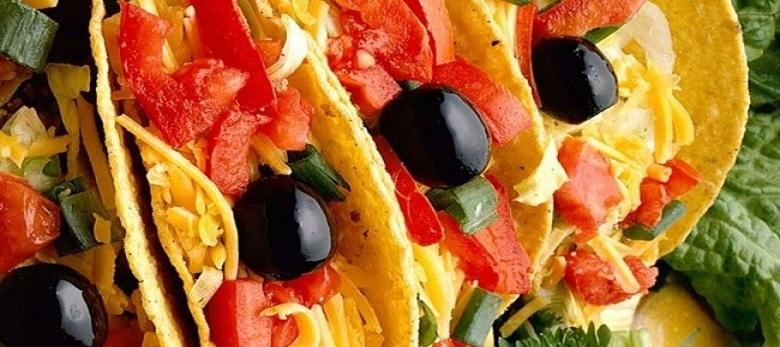 Taco Closeup