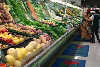 JC Market Thriftway Produce Department