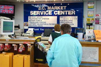 JC Market Thriftway Service Center