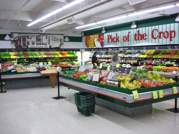 Toledo Produce Department