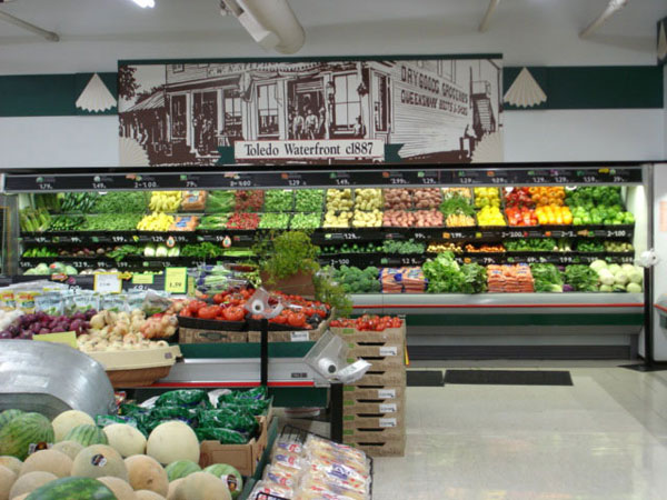 Toledo Produce from local producers