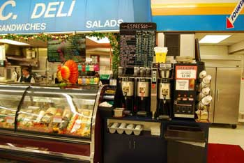 JC Market Hot Deli Department