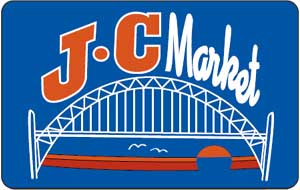 JC Market Gift Cards