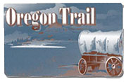 Oregon Trail Logo for EBT