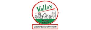 Valle's Village Market