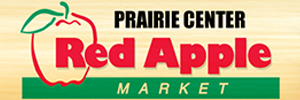 Prairie Center Red Apple Market