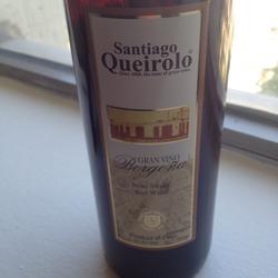 Santiago Queirolo Gran Vino Borgoña Peru Wine