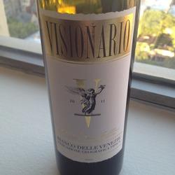 Visionario Bianco Delle Venezie  Italy Wine