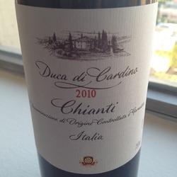 Duca di Cardino Chianti Italy Wine
