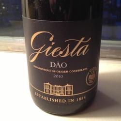 Giesta Portugal Wine