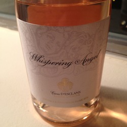 Whispering Angel France Wine