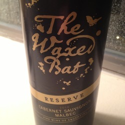 The Waxed Bat Reserve Argentina Wine