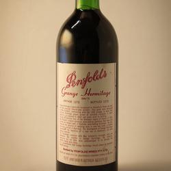 Penfolds Grange Australia Wine