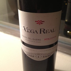 Vega Real Spain Wine
