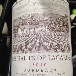 Les Hauts de Lagarde France Wine