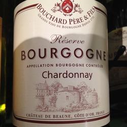 Bouchard Père & Fils Chardonnay France Wine
