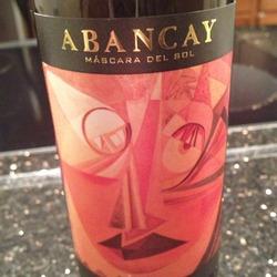 Abancay Máscara del Sol Crianza Spain Wine