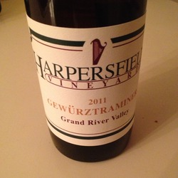 Harpersfield Vineyards Gewürztraminer  Wine