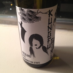 Kung Fu Girl United States Wine