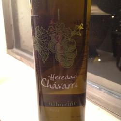 Chávarri Albariño  Wine