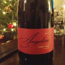 Angeline Pinot Noir  Wine