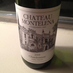 Chateau Montelena Chardonnay United States Wine