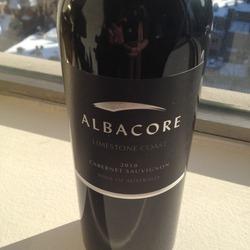 Albacore Cabernet Sauvignon Australia Wine