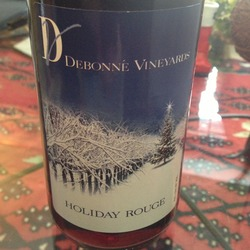 Debonné Vineyards Holiday Rouge  Wine
