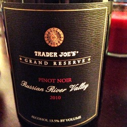 Grand Reserve Pinot Noir  Wine