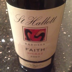 St Hallett Faith  Wine