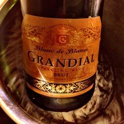 Grandial Blanc de Blancs Brut  Wine